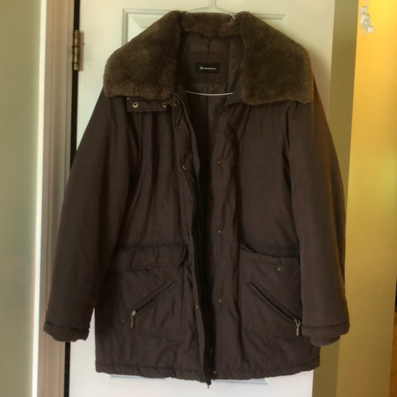 0e452662 Brandtex Jackets & Coats | Vintage Furlined Russian Womens ...